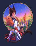 [Raffle] Gladiolus Sunset