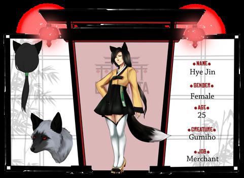 Okumatta Application: Sun Hye Jin