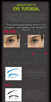 Jello's Eye Tutorial by IceValaxy