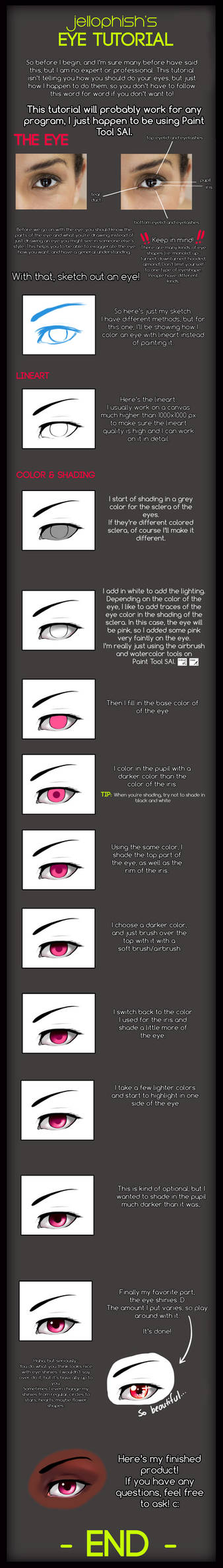 Jello's Eye Tutorial