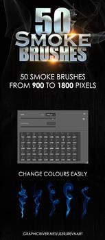 Smoke Brushes Pack
