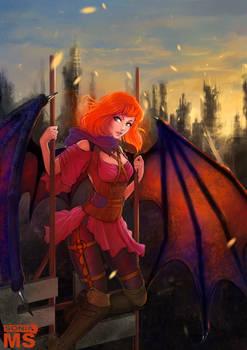 Shelagh Flameborn