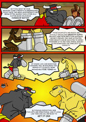 Colosseum - Round 2, Page 2 by ConnerCoon