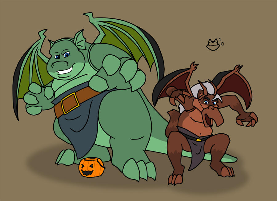 31 Days of Halloween, Part 7 by ConnerCoon
