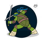 TMNT - Fearless Leader