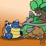 Turtle Besties