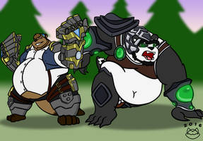 League of Bragons by ConnerCoon