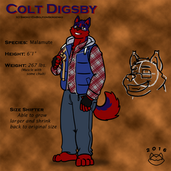 Colt 'Smokey' Digsby Reference