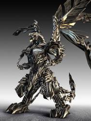 Bahamut v.02 - robot mode by acest