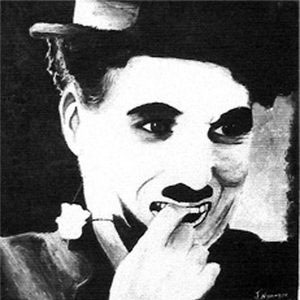 Charles Chaplin by PoetryInDespair1