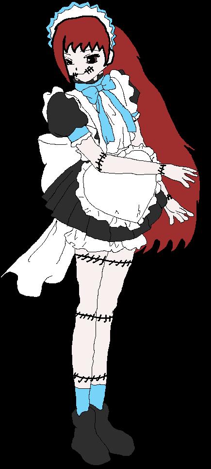 Zuri Work Uniform by animebaka94
