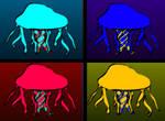 Jellyfish 4-Piece