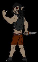 Fervest - Orkren Warriors