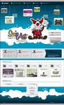 Swipart Website by ZOOMnexx