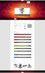 SwipArt V2 Webseite