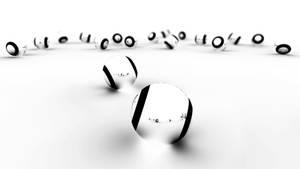 WhiteBlack Balls