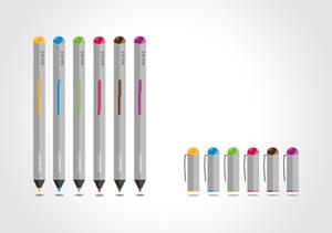 Vector - Pens