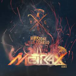 Cover - Kygo Firestone Mc Trax Remix