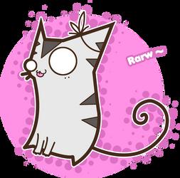 Rawsmus the Kitten
