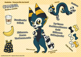 Charna - New reference sheet update