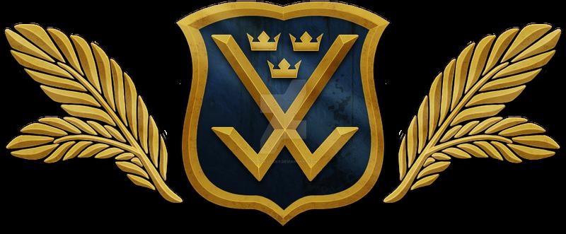 Badge emblem for Validuz by Smallblacksticky
