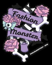 Fashion Monster by Smallblacksticky