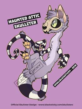 HauntedAttic (SOLD) - Halloween18 [adoptables]