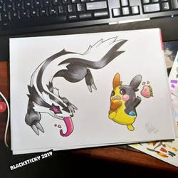 Pokemon [fan art]
