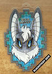 Rena Bastet Birthday Badge [gift]