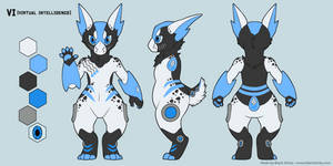 VI Reference Sheet [commission]