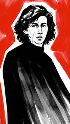 Kylo doodle