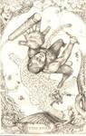 Tarot Daredevil