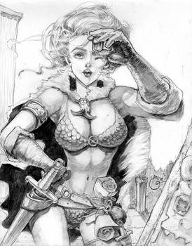 Another Gem Stone Red Sonja ?
