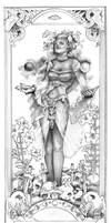 High Priestess Mircalla TAROT
