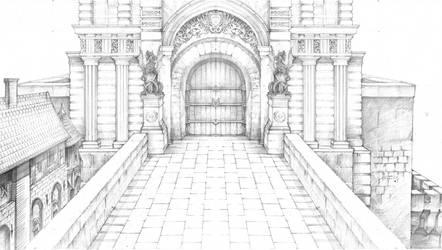 Kingslanding Gateway Entry by DubuGomdori