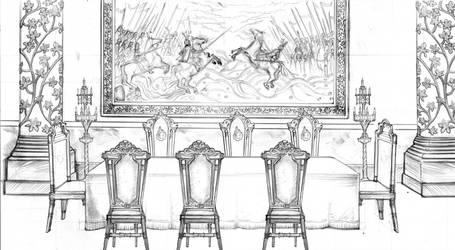 KingsLanding Historical Small Chamber by DubuGomdori