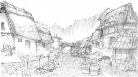 Harrenhal River Land Village