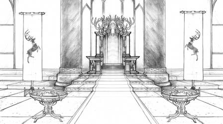 Storms End Throne Room