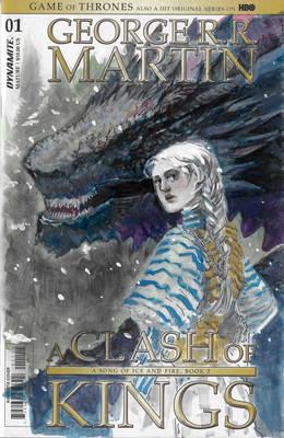 Daenerys in Winterfell