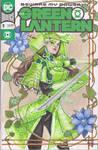 Samurai Green Lantern
