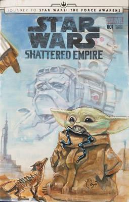 Baby Yoda III