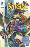 Geisha Warrior Batgirl