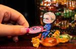 Me vs. Captain America