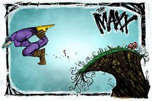 THE MAXX ... to the rescue ... Colour