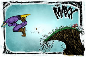 THE MAXX ... to the rescue ... Colour