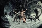 Bad crossovers 1: Conan Vs Aliens