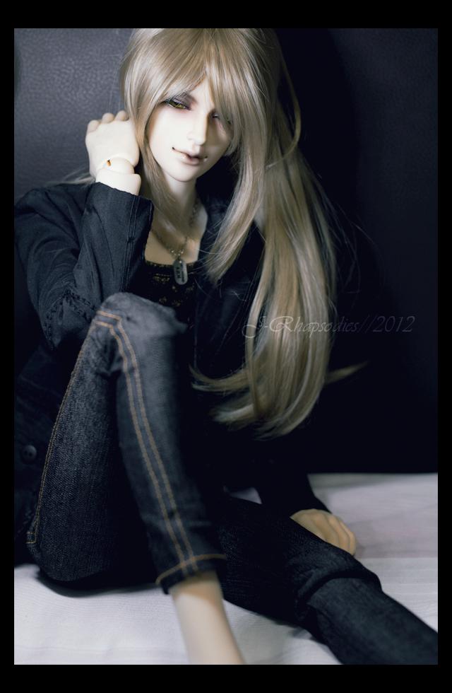 long haired.... by J-Rhapsodies