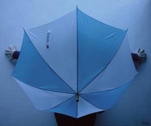 umbrella. by Spincia