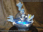 Ice dragon sleepin' (PMDe: M5 Prize)