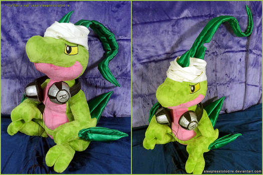 Talon the Grovyle Plush